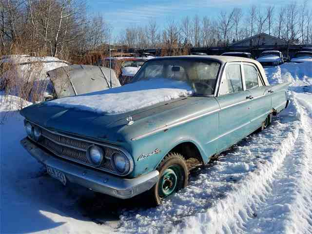 Picture of Classic 1960 Mercury Comet Offered by  - MUX6