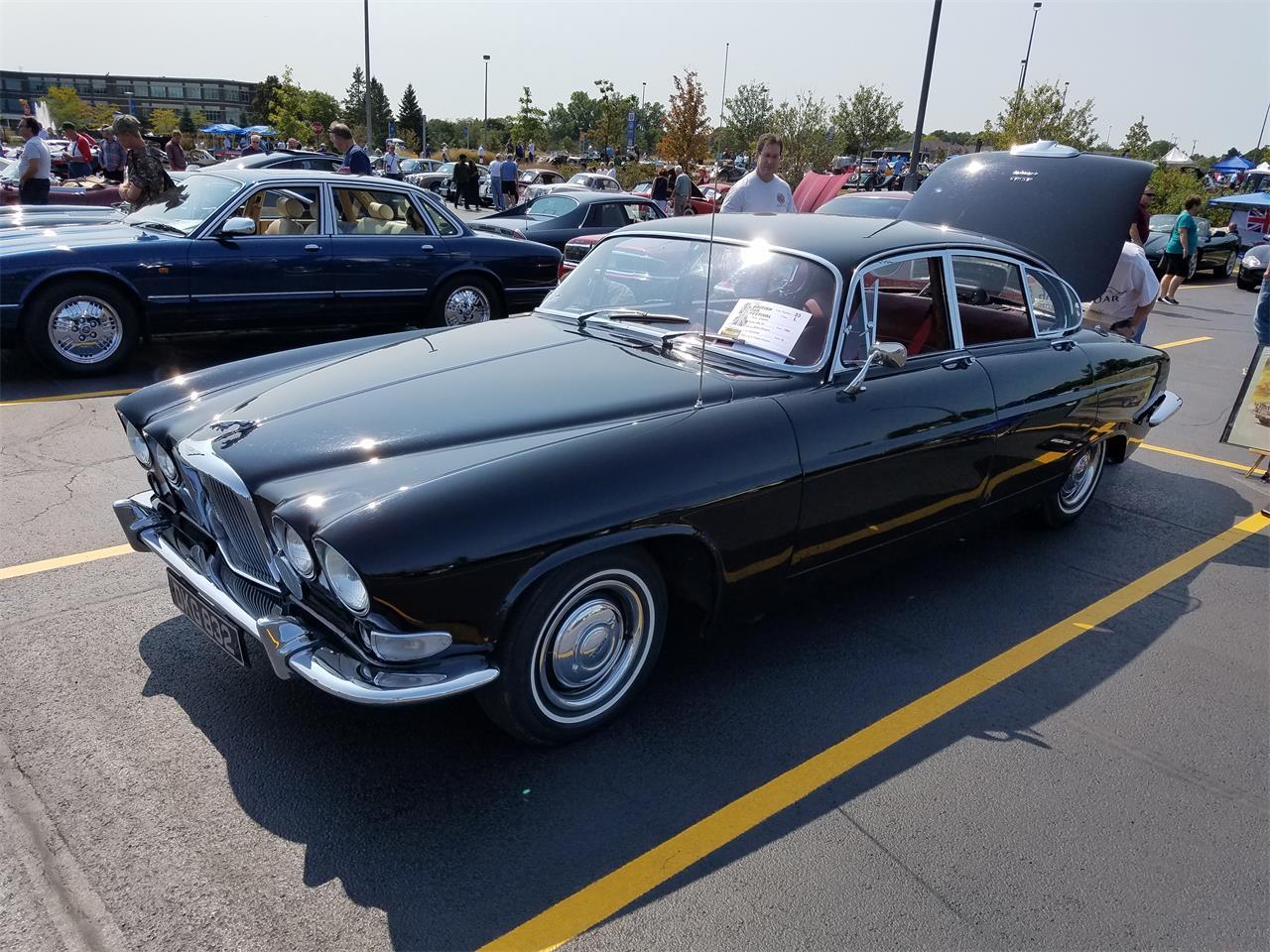 1962 jaguar mark x for sale classiccars com cc 1066515