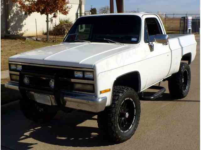 Picture of '86 K-10 - MUXR