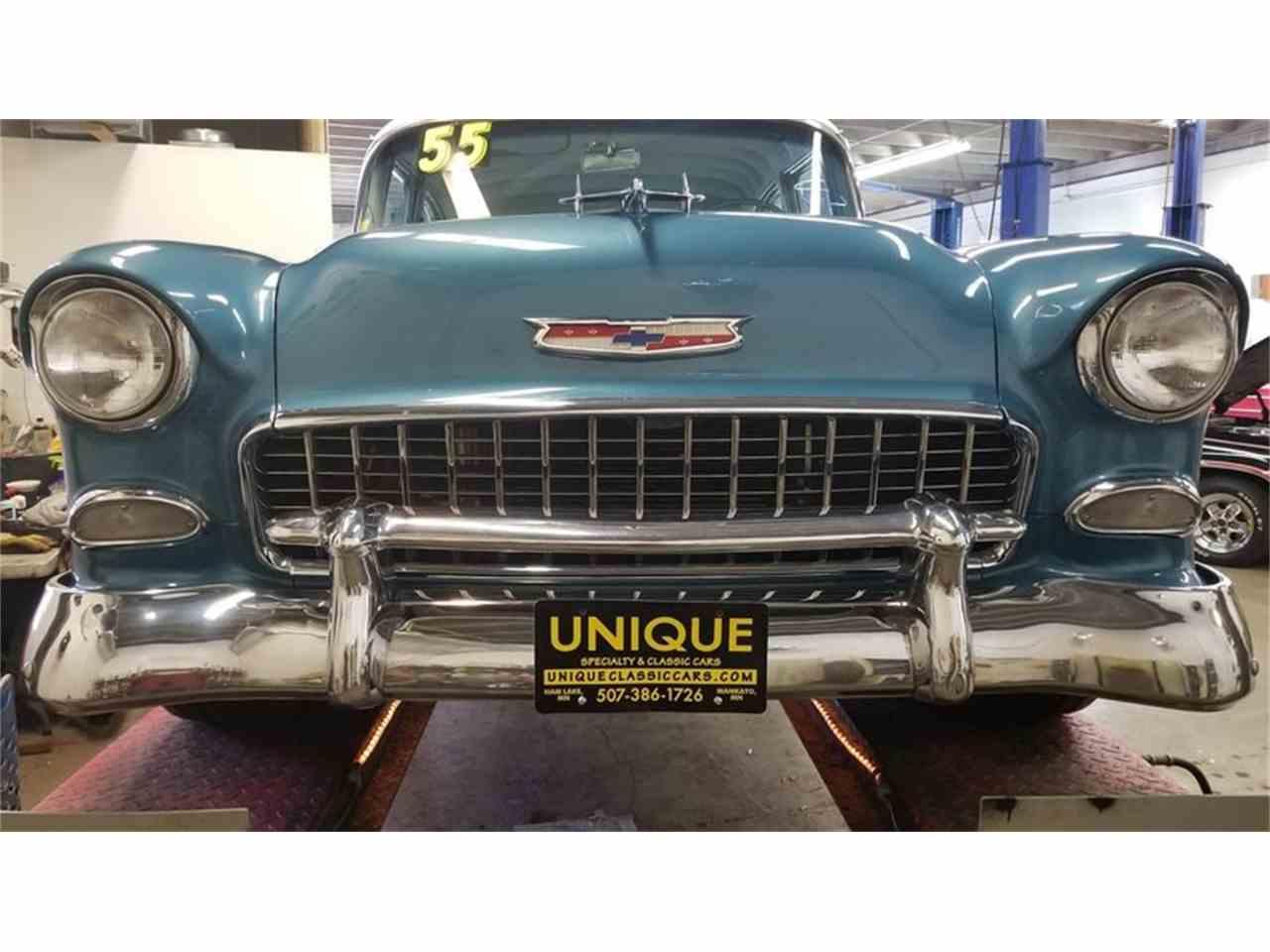 1955 Chevrolet Bel Air for Sale | ClassicCars.com | CC-1066540