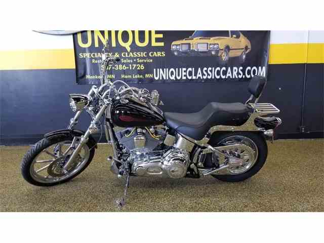 Picture of '04 Heritage Softail FXST - MUYG