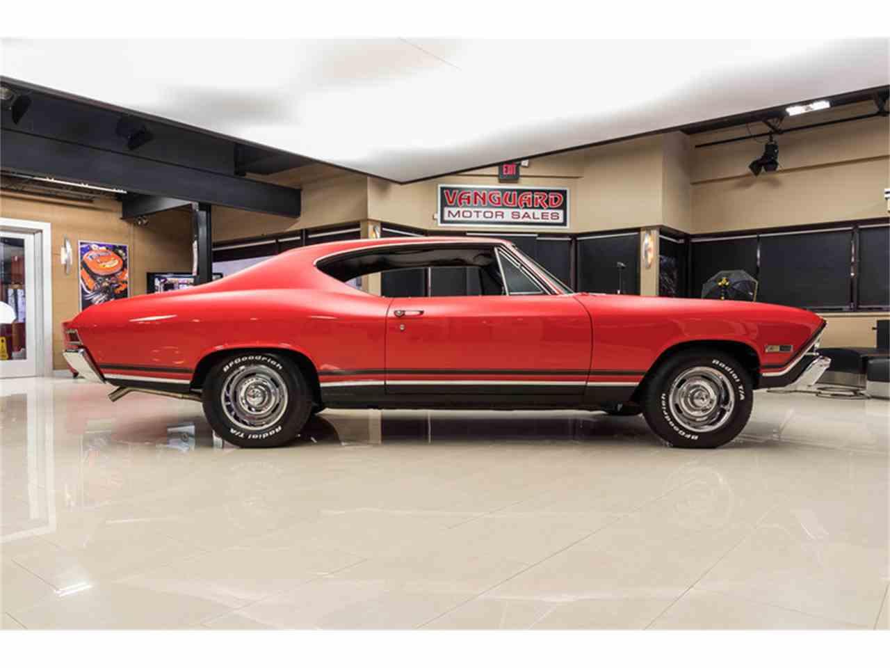 1968 Chevrolet Chevelle SS for Sale | ClassicCars.com | CC-1066576