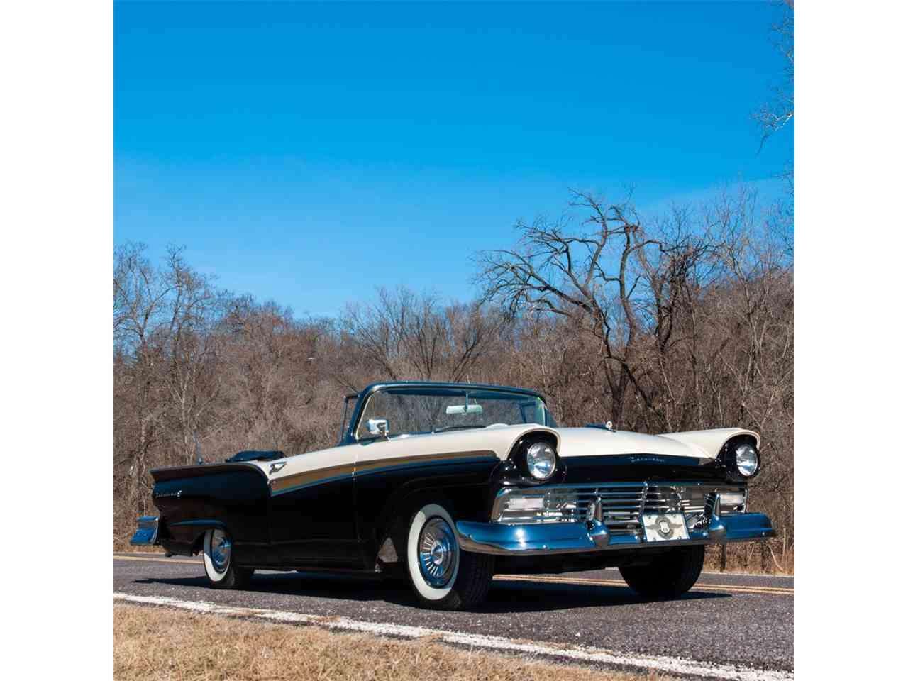 1957 Ford Fairlane 500 for Sale   ClassicCars.com   CC-1066581