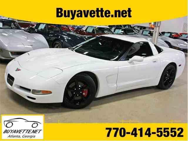 Picture of '04 Corvette - MV0W