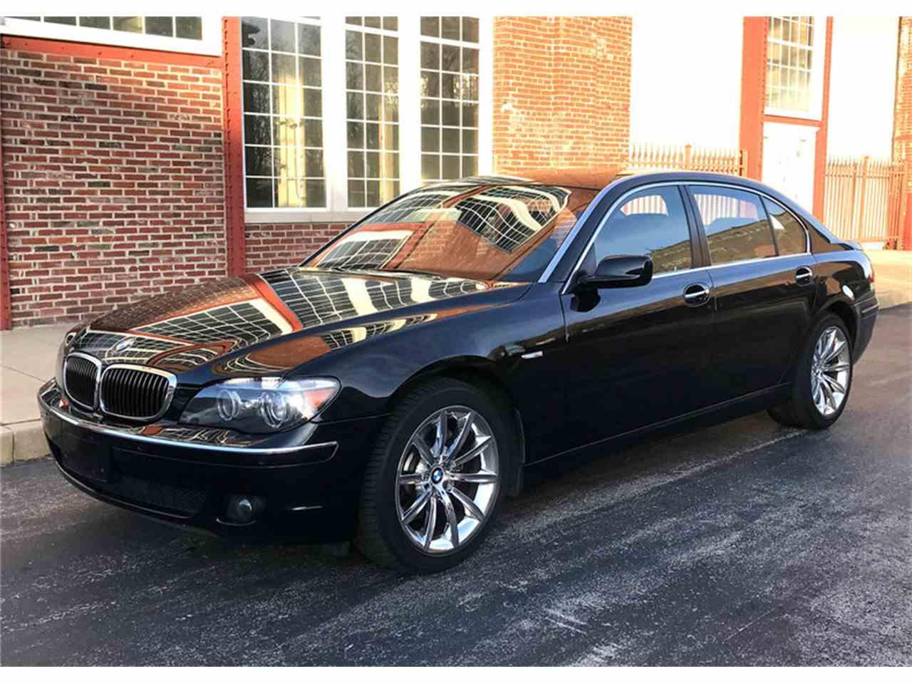 2008 BMW 750li for Sale | ClassicCars.com | CC-1066652