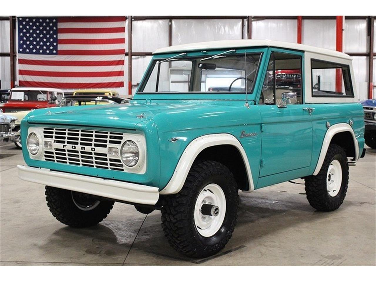 27f6dadc9f3 Large Picture of  67 Bronco - MV1Y