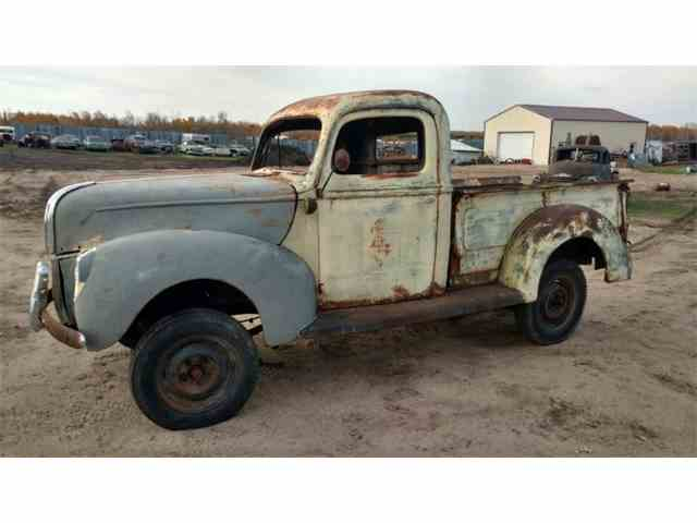 Picture of Classic 1941 1/2 Ton Pickup - MQFD