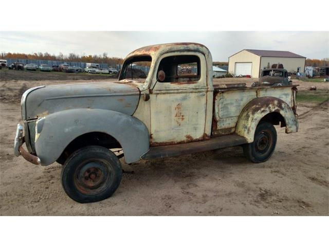 Picture of Classic 1941 Ford 1/2 Ton Pickup located in Parkers Prairie Minnesota Offered by  - MQFD