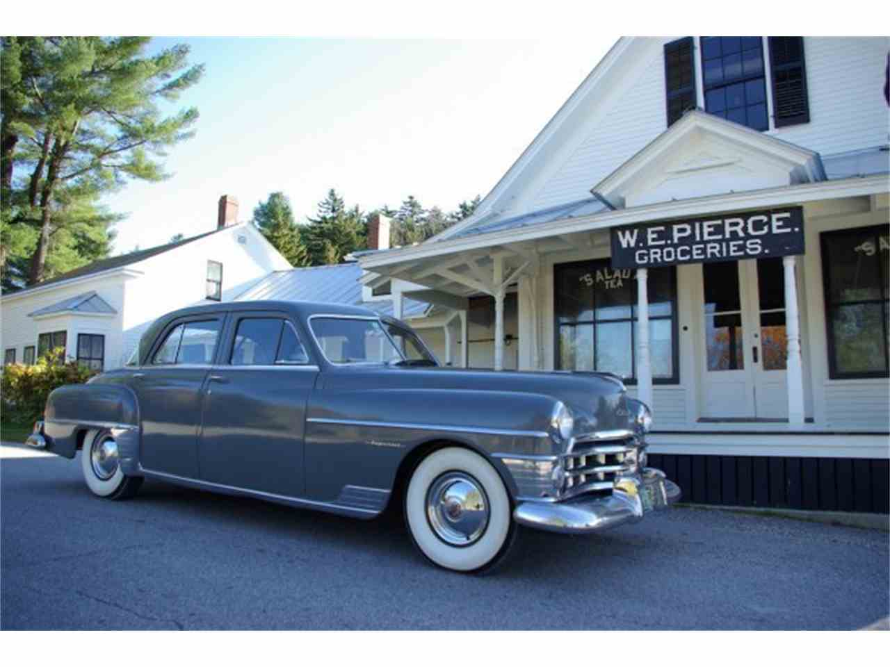 1950 Chrysler Imperial for Sale | ClicCars.com | CC-1066860