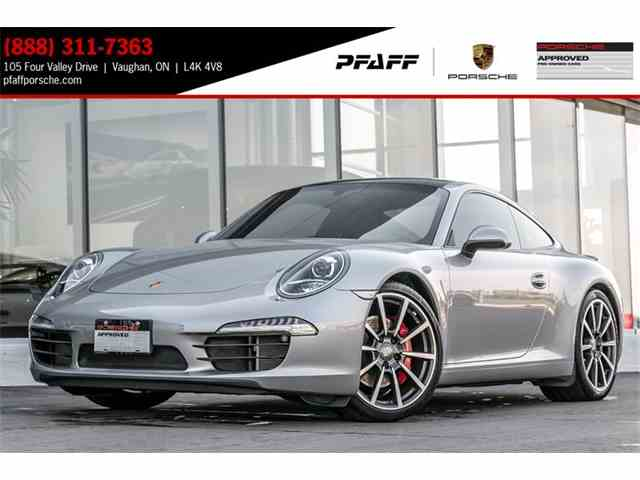 Picture of '15 911 Carrera S - MQFJ