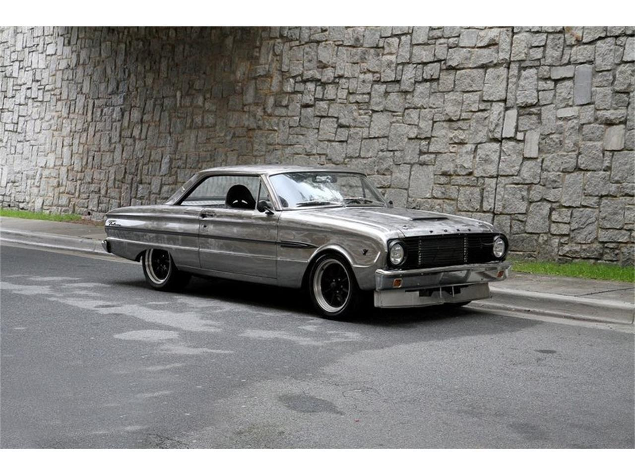 Large picture of 1963 ford falcon 29900 00 offered by motorcar studio mv7k