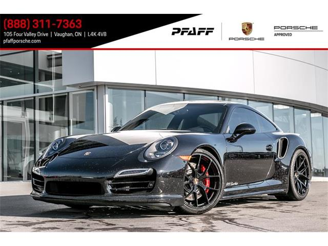 Picture of '15 911 Turbo - MQFM