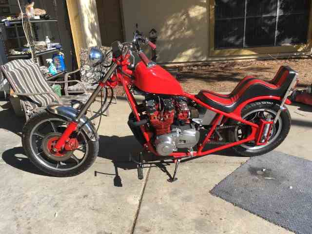 Picture of '86 Motorcycle - MQFQ