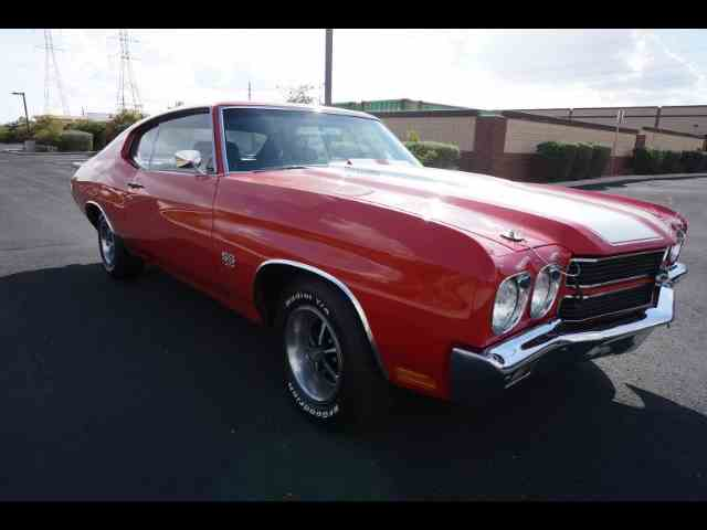 Picture of Classic '70 Chevrolet Chevelle Offered by Brown's Classic Autos - MQFT