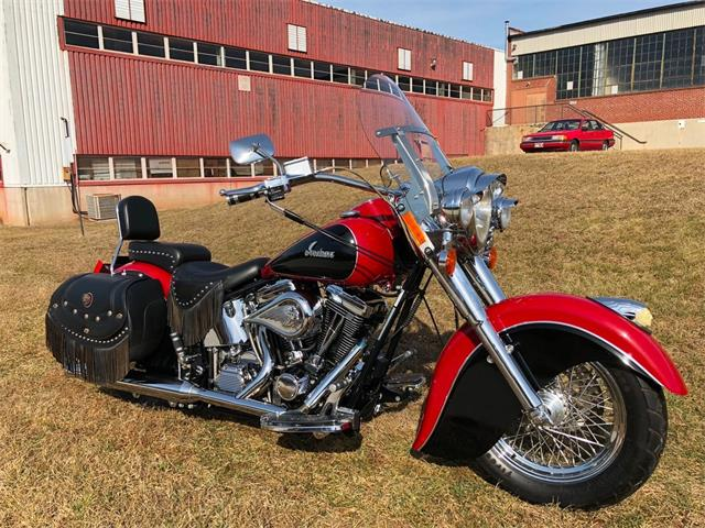 Picture of '00 Indian Chief Offered by  - MVA5