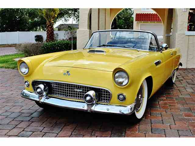 Picture of '55 Thunderbird - MVAC