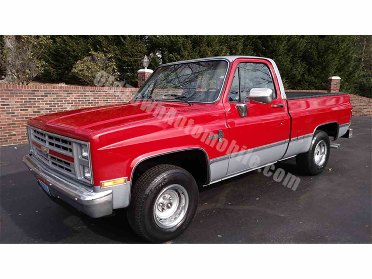 1985 Chevrolet Silverado for Sale | ClicCars.com | CC-1066993