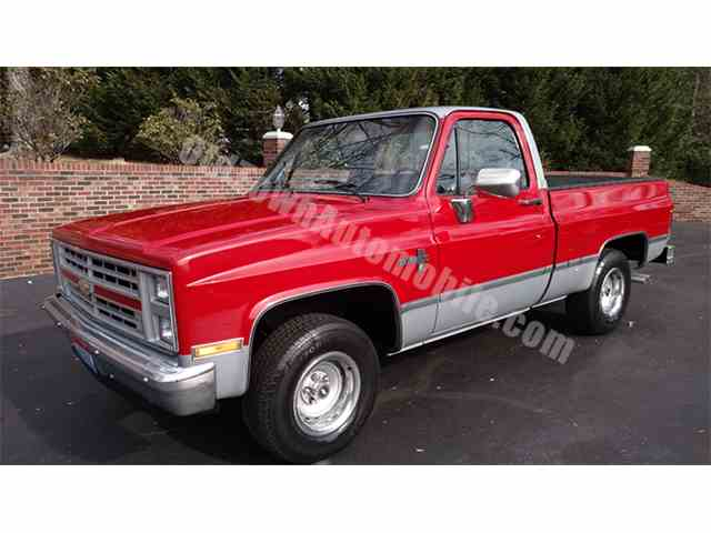 Picture of 1985 Silverado Offered by Old Town Automobile - MVAP