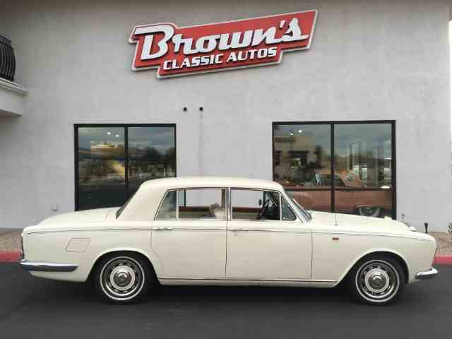 Picture of '66 Silver Shadow - MQFX