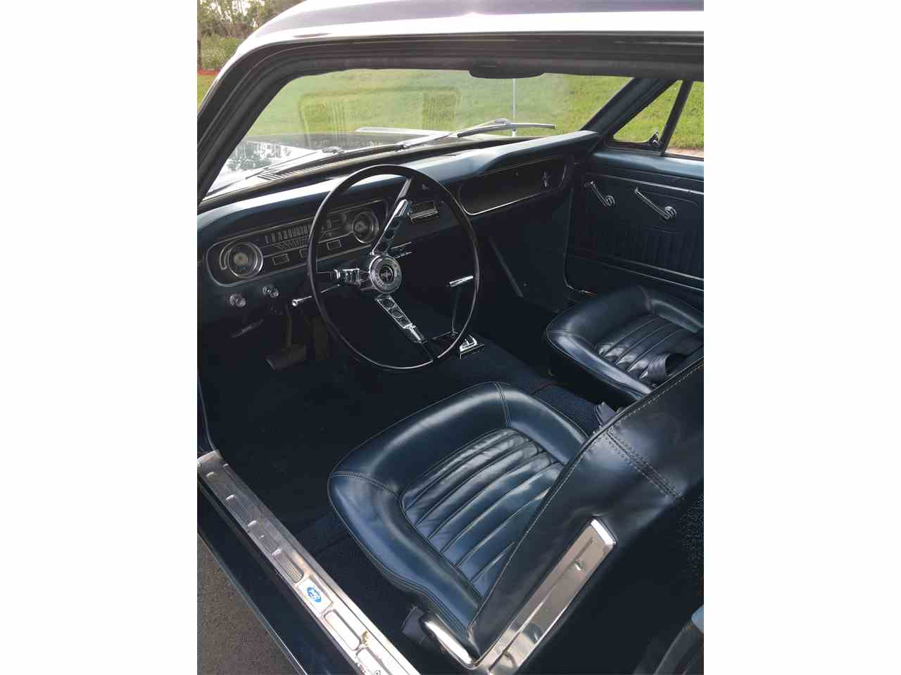 Large Picture of '65 Ford Mustang - MVBG
