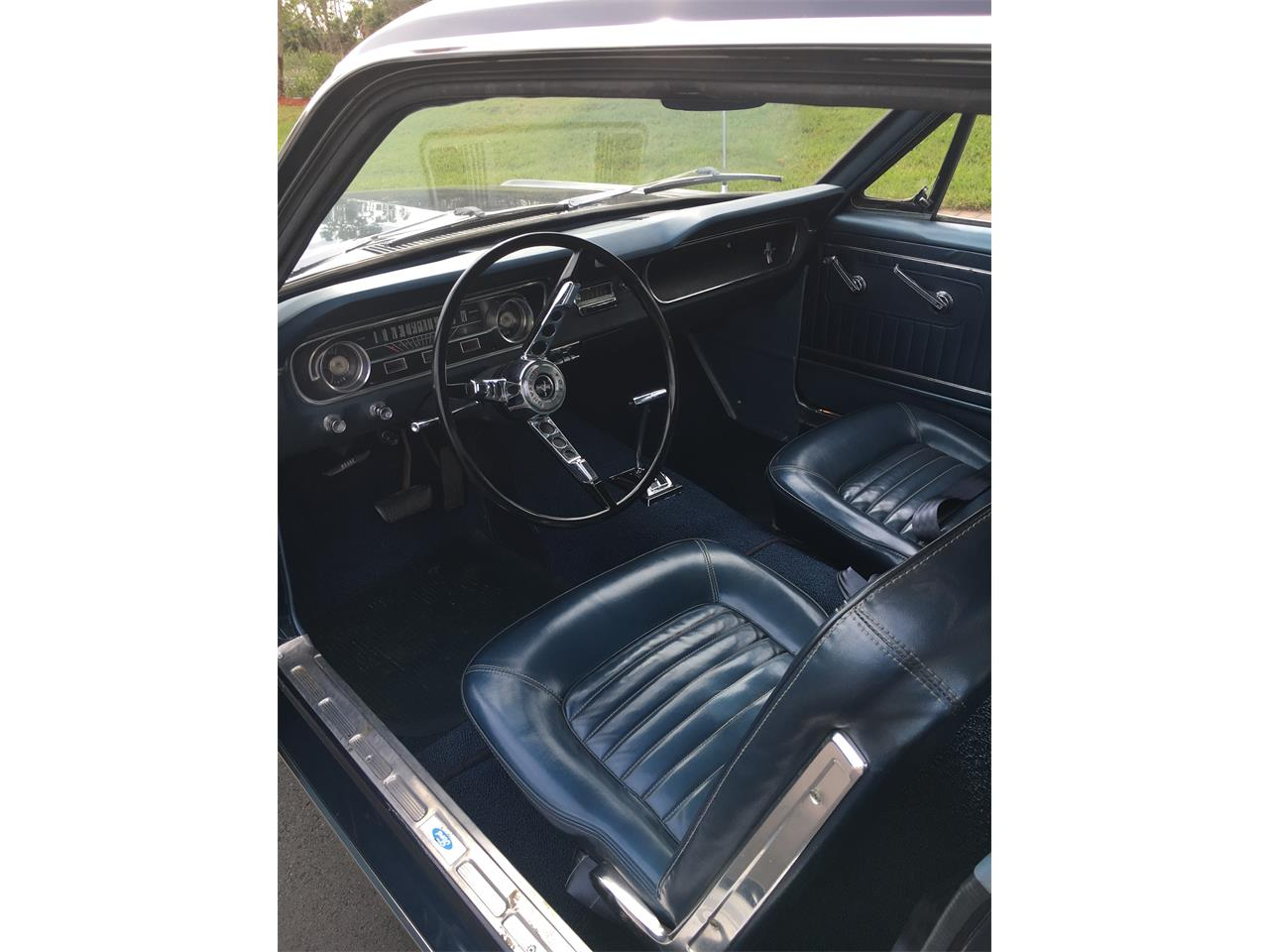 Large Picture of Classic 1965 Ford Mustang located in Naples Florida Offered by a Private Seller - MVBG