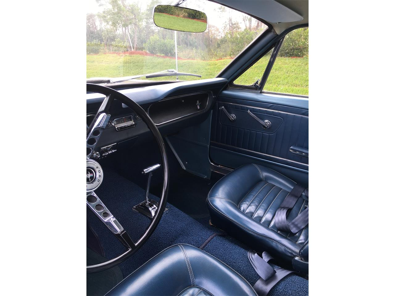 Large Picture of 1965 Mustang located in Naples Florida - $16,000.00 Offered by a Private Seller - MVBG