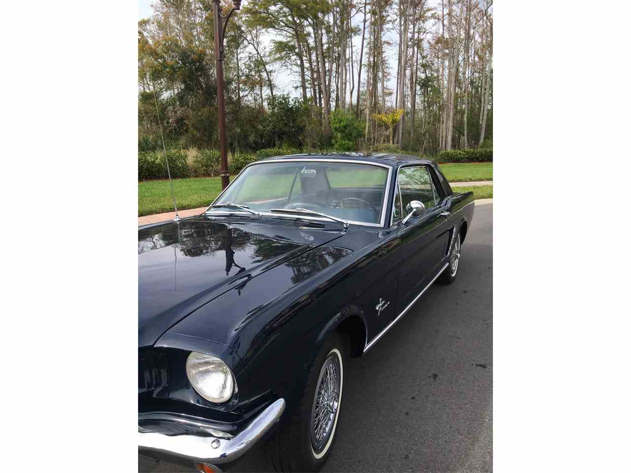 Large Picture of Classic '65 Ford Mustang - MVBG