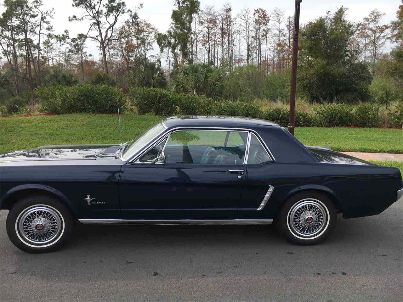 Large Picture of 1965 Mustang located in Florida - MVBG