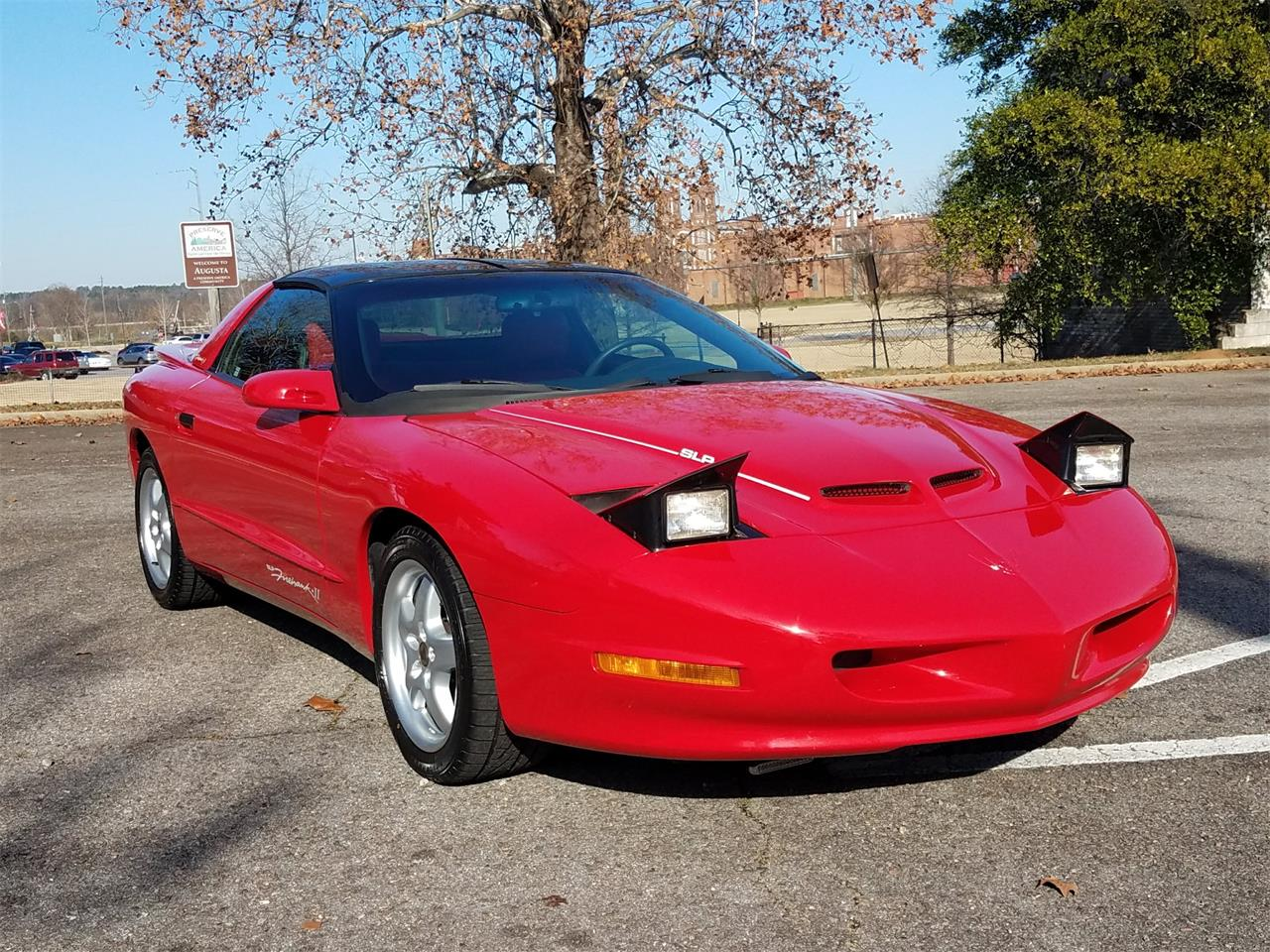 Large Picture of '95 Pontiac Firebird Trans Am Firehawk - MVBH