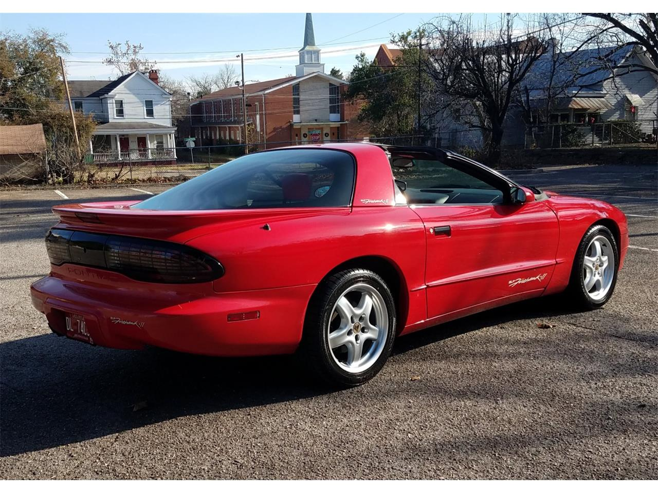 Large Picture of 1995 Firebird Trans Am Firehawk located in Florida - $7,800.00 - MVBH