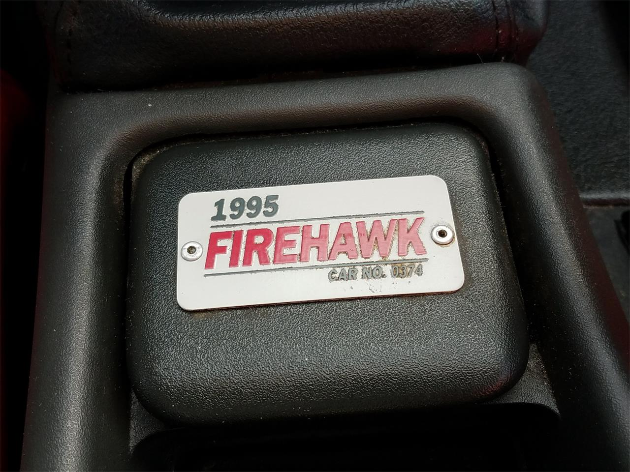 Large Picture of 1995 Firebird Trans Am Firehawk Offered by a Private Seller - MVBH