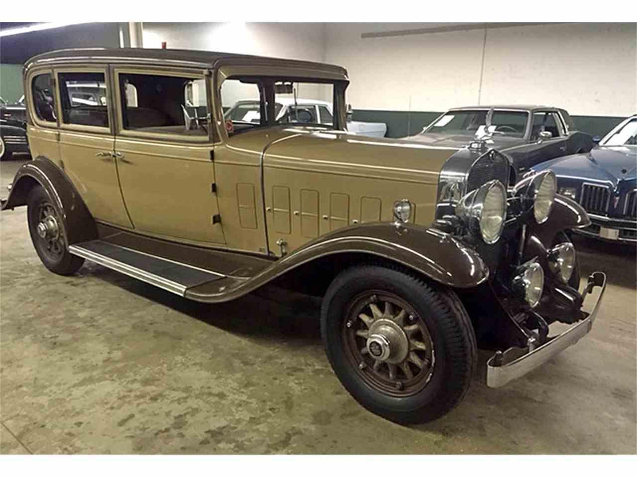 1931 Cadillac 355 for Sale | ClicCars.com | CC-1067031