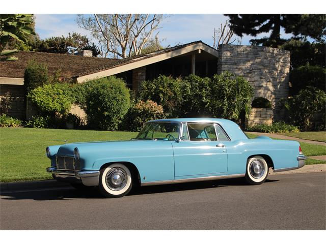 Picture of Classic '56 Lincoln Continental Mark II Offered by a Private Seller - MVC3