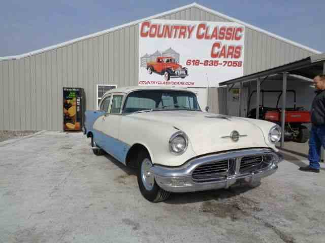 Picture of Classic 1956 Oldsmobile 88 located in Illinois - $12,450.00 Offered by  - MVCL