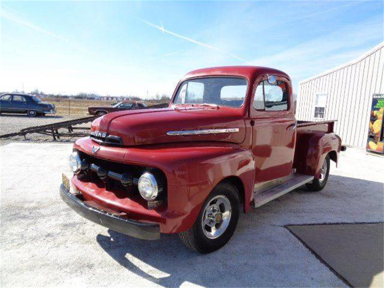 Large Picture of '52 F100 - MVCR