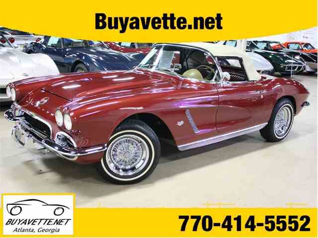 Picture of 1962 Corvette located in Atlanta Georgia - $67,999.00 Offered by  - MVD2