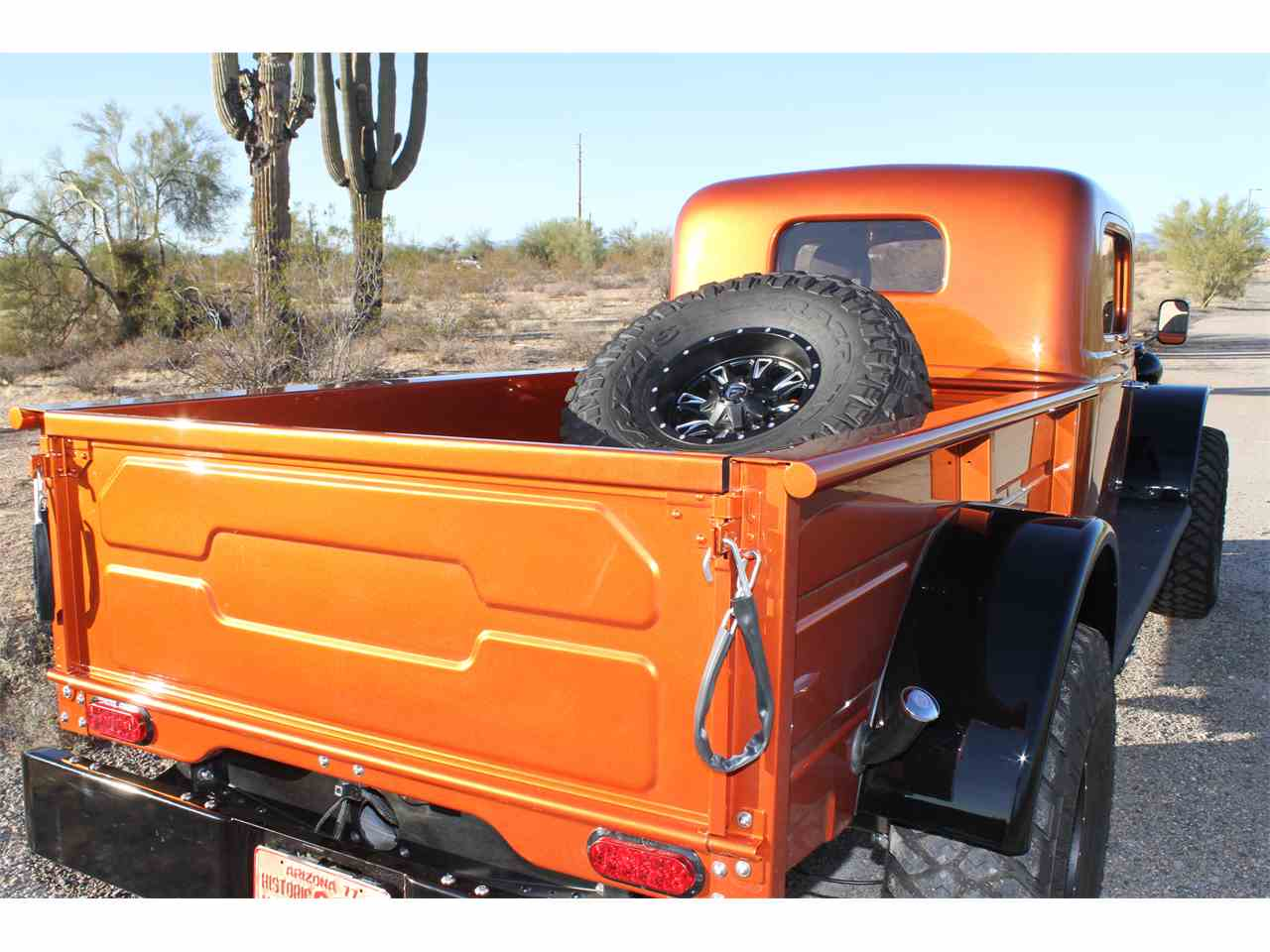 1946 dodge power wagon for sale cc 1067156 for Motorized wagon for sale