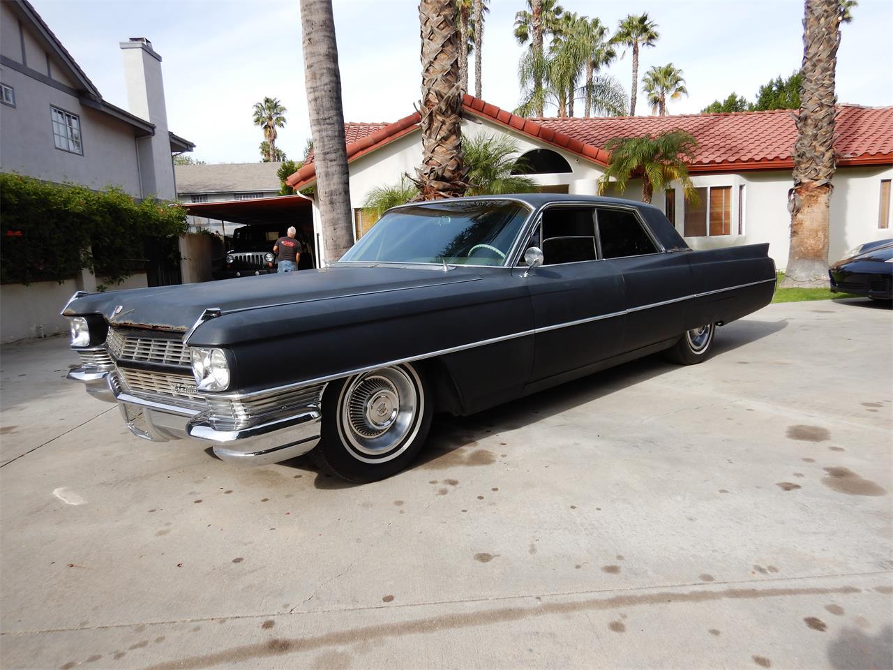 1964 cadillac sedan deville for sale. Black Bedroom Furniture Sets. Home Design Ideas