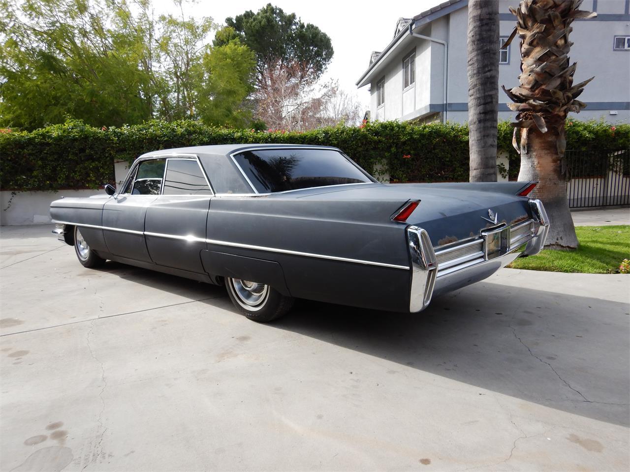 1964 Cadillac Sedan DeVille for Sale   ClassicCars.com ...