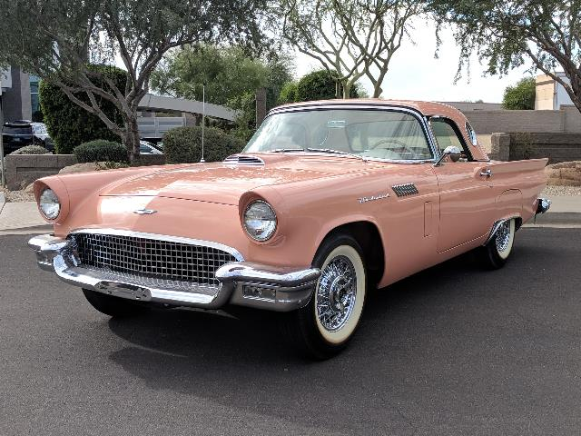 Picture of '57 Thunderbird - MQGD