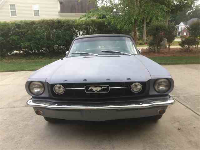 Picture of '66 Mustang Offered by a Private Seller - MVFM