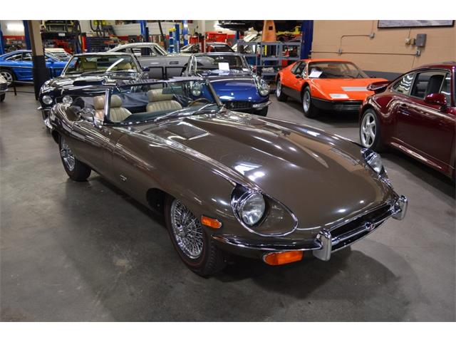 Picture of '71 E-Type - MVFR