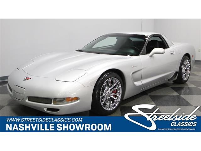 Picture of '01 Corvette Z06 - MVFZ