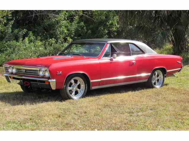 Picture of '67 Chevelle SS - MVG3