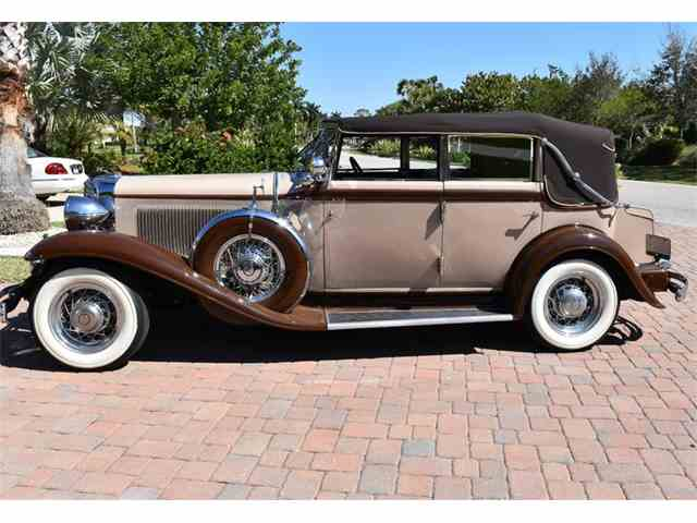 Picture of '32 CP-8 Convertible Sedan - MVG5
