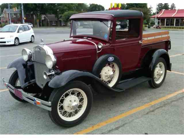 Picture of '31 Model A Roadster Pickup - MVG6