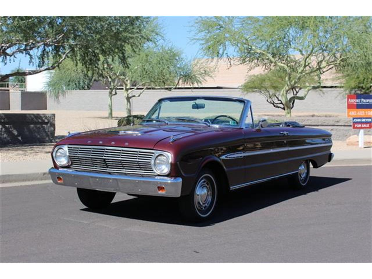 Large Picture of '63 Falcon - MQGH
