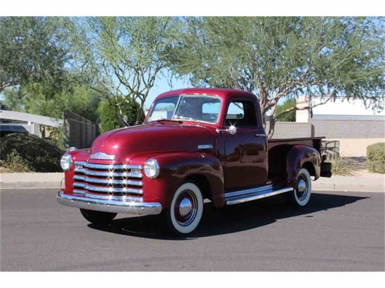 Large Picture of 1950 Chevrolet 3100 Offered by Brown's Classic Autos - MQGJ
