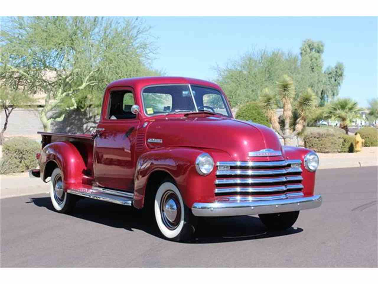 Large Picture of '50 3100 located in Arizona - $39,995.00 Offered by Brown's Classic Autos - MQGJ