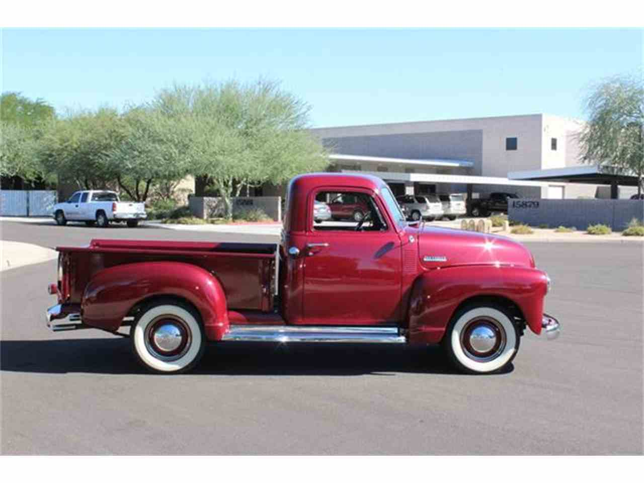 Large Picture of '50 Chevrolet 3100 - MQGJ